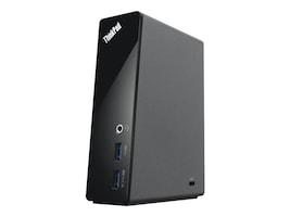 Lenovo USB 3.0 Basic Dock for ThinkPad, 40AA0045US, 32464862, Docking Stations & Port Replicators