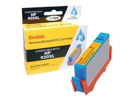 Kodak CD972AN Cyan Ink Cartridge for HP, CD972AN-KD, 31286283, Ink Cartridges & Ink Refill Kits