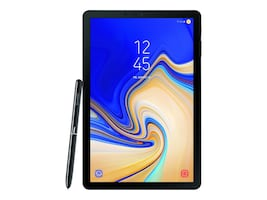 Samsung Galaxy Tab S4 Octa-Core 1.9GHz 4GB 64GB SSD ac BT 2xWC 10.5 WQXGA MT Android O Black, SM-T830NZKAXAR, 35990622, Tablets