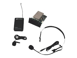 AmpliVox 2nd Wireless Lapel Unit (Factory Installed), S8112, 32640539, Music Hardware