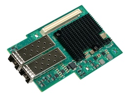 Intel XXV710DA2OCP1 Main Image from Right-angle