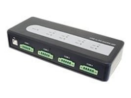 Siig 4-PORT INDUSTRIAL USB TO 422 4, ID-SC0A11-S1, 41140237, Network Hubs