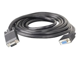 IOGEAR Ultra-Hi-Grade VGA Extension Cable, 6ft, G2LVGAE006, 6417616, Cables