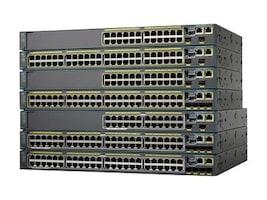 Cisco WS-C2960S-F48TS-S Main Image from Right-angle