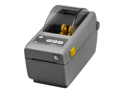 Zebra ZD410 DT 2 203dpi USB Bluetooth LE EPL ZPL Printer, ZD41022-D01M00EZ, 31769285, Printers - Label