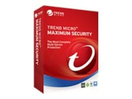 Trend Micro Maximum Security 2018 5U Retail Box, TINN0294, 34884836, Software - Antivirus & Endpoint Security