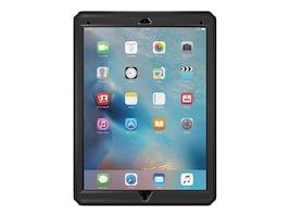 OtterBox Defender Series for iPad 5th 6th Generation, Pro Pack, Black, 77-55823, 33950571, Carrying Cases - Tablets & eReaders