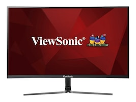 ViewSonic 32 VX3258-2KC-MHD WQHD LED-LCD Curved Monitor, VX3258-2KC-MHD, 35220353, Monitors