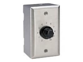 Valcom Wall Mounted Speaker Volume Control, V-1092, 33657201, Premise Wiring Equipment