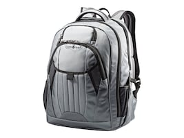 Stephen Gould Tectonic 2 Large Backpack 17, Gray, 66303-1408, 27565431, Carrying Cases - Notebook
