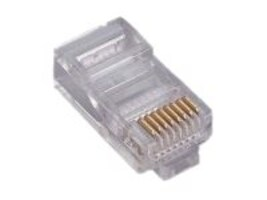 Unirise Cat6 RJ-45 Plug (100-pack), CAT6END-100PK, 13004641, Cable Accessories