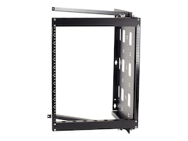 Black Box Heavy Duty Wallmount Frame, 12U, RMT071A-R2, 10985237, Racks & Cabinets