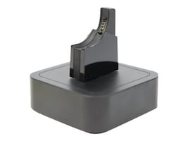 Jabra Docking Unit and Power Supply for PRO 9400 Series Headsets, 14207-05, 13623768, Headphone & Headset Accessories