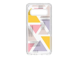 OtterBox Symmetry Series Case for Samsung Galaxy S10, Love Triangle Graphic, 77-61334, 36734727, Carrying Cases - Phones/PDAs