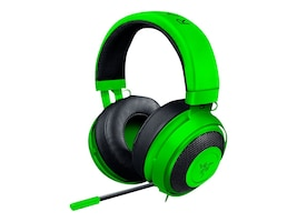 Razer Kraken Pro V2 Green Analog Gaming Headset Oval, RZ04-02050600-R3U1, 34041214, Computer Gaming Accessories
