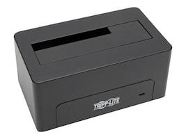 Tripp Lite USB 3.0 to SATA Hard Drive QuickDock, U339-000, 15139700, Hard Drive Enclosures - Single