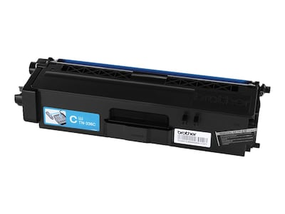 Brother Cyan High Yield Toner Cartridge for HL-L8250CDN, HL-L8350CDW, HL-L8350CDWT, MFC-L8600CDW, TN336C, 16933471, Toner and Imaging Components - OEM