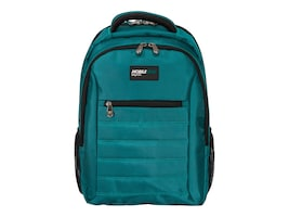 Mobile Edge SmartPack 16 17 for Mac, Teal, MEBPSP9, 31030982, Carrying Cases - Other