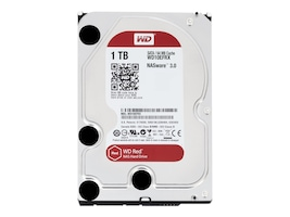 WD 1TB WD Red SATA 6Gb s 3.5 Internal NAS Hard Drive, WD10EFRX, 14515638, Hard Drives - Internal