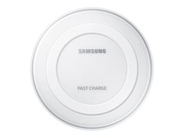 Samsung Fast Charge Wireless Charging Pad, White, EP-PN920TWEGUS, 30947158, Battery Chargers