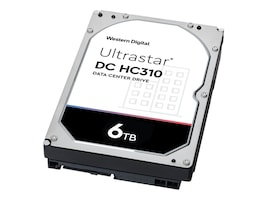 HGST 6TB UltraStar 7K6 SATA 6Gb s 512e SE 3.5 Enterprise Hard Drive, 0B36039, 35046009, Hard Drives - Internal