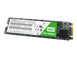 WD 240GB WD Green SATA 6Gb s M.2 2280 Internal Solid State Drive, WDS240G1G0B, 34386212, Solid State Drives - Internal