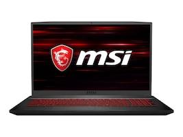 MSI GF63 Think 9SC-245 Core i7-9750H 2.6GHz 16GB 512GB PCIe ac BT WC GTX 1650 15.6 FHD W10H, GF75278, 37404228, Notebooks