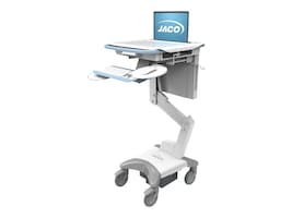 One Cart with LiFe L500 Power, J1-10-L500, 32461451, Computer Carts - Medical