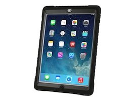 Max Cases Shield Case for iPad 5th Generation, Black, AP-SC-IP5-9-BLK, 34033450, Carrying Cases - Tablets & eReaders