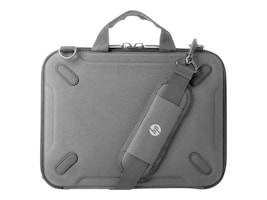 HP Chromebook 11 Always-On Case, Black, M7U12AA, 31889383, Carrying Cases - Notebook