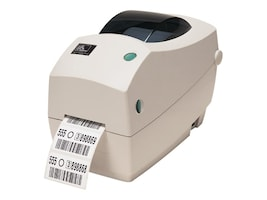 Zebra TLP2824+ DT 203dpi EPL ZPL USB Serial Printer, 282P-101110-000, 10544247, Printers - Bar Code
