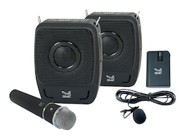 SMK Link GoSpeak Duet PA System, VP3450, 35080021, Public Address (PA) Systems
