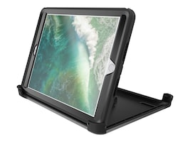 OtterBox Defender Case for iPad G5 G6, Black, 77-55876, 36305666, Carrying Cases - Tablets & eReaders