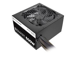 Thermaltake Smart 80 Plus 500W, White, PS-SPD-0500NPCWUS-W, 30711719, Power Supply Units (internal)