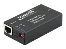 Transition Ethernet to AUI Converter 10B5, E-TBT-MC05, 9069750, Network Transceivers