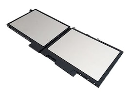 Total Micro 68WHr 4-Cell Li-Ion Battery for Dell Latitude 5280, 5480, 5580 & Precision Mobile Workstation 3520, 451-BBZG-TM, 34986402, Batteries - Notebook