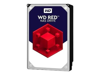 WD 6TB WD Red SATA 6Gb s 3.5 Internal NAS Hard Drive, WD60EFRX, 17581690, Hard Drives - Internal