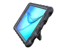 Gumdrop Hideaway Case for 9.7 Samsung Tab A, Black, GS-SGTA97-BLK_BLK, 34505015, Carrying Cases - Tablets & eReaders