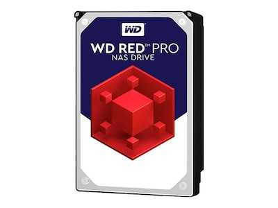 WD 8TB WD Red Pro SATA 6Gb s 3.5 Internal Hard Drive - 256MB Cache, WD8003FFBX, 35605114, Hard Drives - Internal