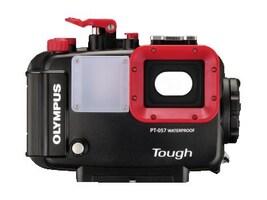 Olympus PT-057 Underwater Housing for Tough TG-860 Digital Camera, V6300650U000, 18498126, Camera & Camcorder Accessories