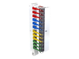 PowerGistics 12-Shelf Charging Tower, PGT1211, 34230576, Charging Stations