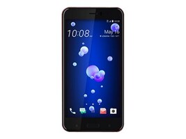 HTC HTC U11 Red 64 GB Smartphone, 99HAMC024-00, 36328374, Cell Phones
