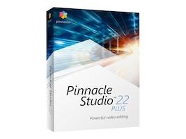 Corel PINNACLE STUDIO 22 PLUS EN FR, PNST22PLEFAM, 36242108, Software - Video Editing