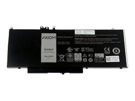 Axiom 4-Cell Li-Ion Battery, Dell 451-BBUN 451-BBUD, 451-BBUN-AX, 35166414, Batteries - Notebook
