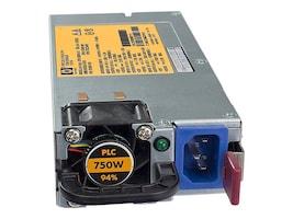 HPE High Efficiency 750W Multi-output Power Supply Kit, 512327-B21, 9694838, Power Supply Units (internal)