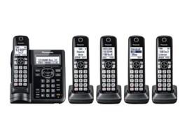 Panasonic Cordless Phone w  Answering Machine & handset, KX-TGF545B, 35173673, Telephones - Consumer