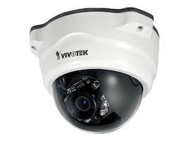 Vivotek Vandal Proof Indoor IP Dome Camera, 1MP with IR PoE, FD8134V, 12492858, Cameras - Security
