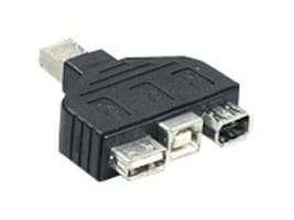 TRENDnet USB FireWire Adapter for TC-NT2, TC-NTUF, 7956030, Network Test Equipment