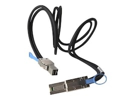 Sans Digital Mini-SAS HD SFF-8644 to Mini SAS SFF-8088 Cable, 1m, CB-SAN-44TO881M, 33891073, Cables