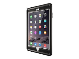 OtterBox Defender Pro Pak for iPad mini 2 3, Black, 77-52012, 26003007, Carrying Cases - Tablets & eReaders